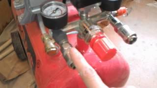 Обзор компрессора Prorab 2224