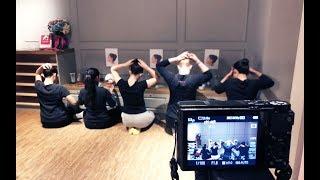 Teachers' Ballerina Bun Challenge