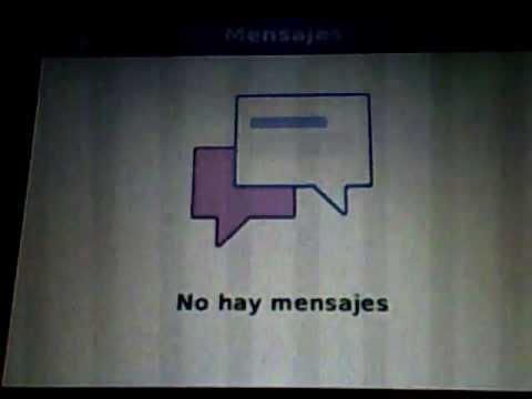 Problema Facebook Messenger BB 8520 Resuelto
