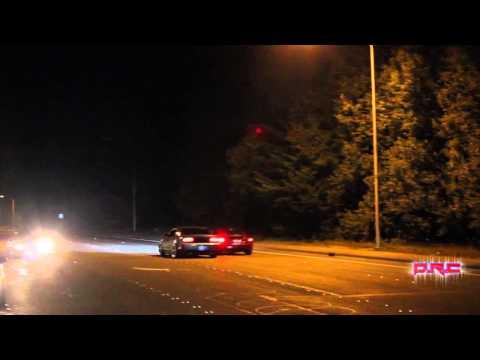Mustang GT vs Chrysler Crossfire