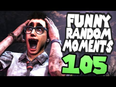 Dead by Daylight funny random moments montage 105