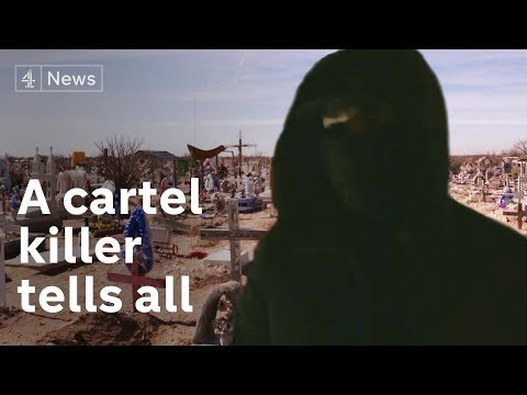 A Bloody Week in Ciudad Juarez - a cartel killer tells all