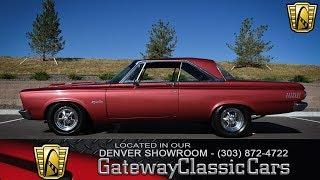1965 Hemi Satellite Denver STK# 139