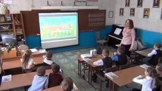 Видеопрезентація вчителя музичного мистецтва м.Полтава