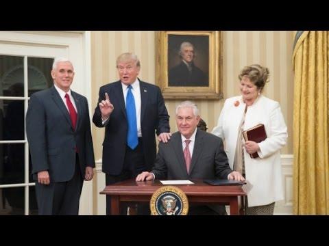 """Haas: Tillerson """"home alone"""" en el Departamento de estado"""