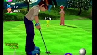 Swingerz Golf (US-Version Nintendo GameCube) #1