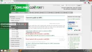 Convert Video To MP3 Online - With Audio Online Convert