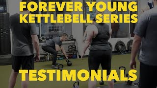 Forever young kettlebell series testimonials