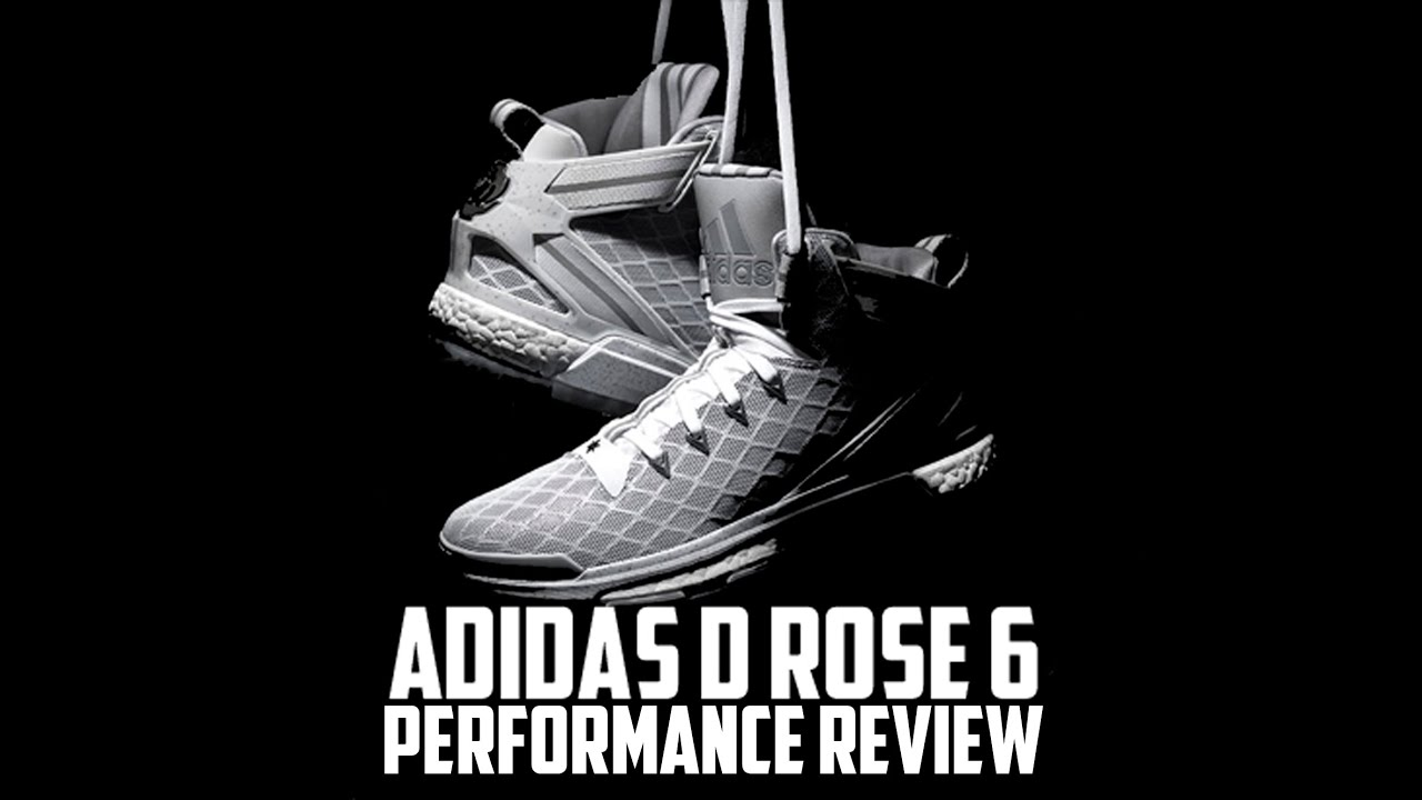buy online e05cc 4a85d adidas D Rose 6 Performance Review
