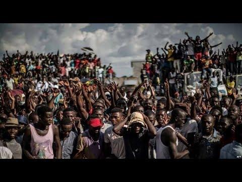 Les congolais reçu par la directrice du FMI Christine Lagarde....