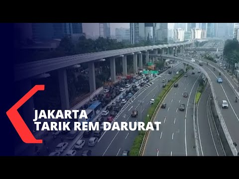 Sorotan: Rem Darurat PSBB Jakarta