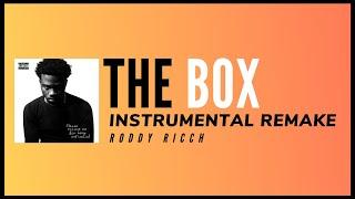 The Box 📦  - Roddy Ricch Logic Pro X Instrumental Remake