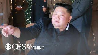 "North Korea says Kim Jong Un is keeping his military at ""full combat posture"""