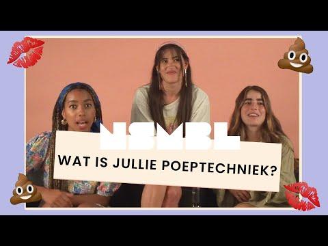 Benthe En Amaka Openhartig Over POEPEN   NSMBL Girl Talk