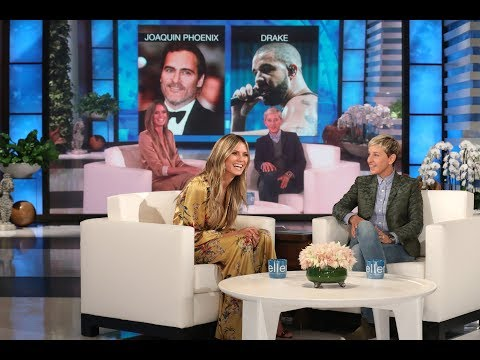 Heidi Klum Never Texted Drake Back For a Date