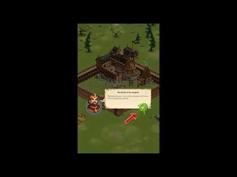 Empire : Four Kingdoms Mobile Gameplay Part 1