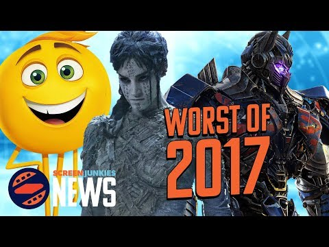 Top Turkeys of 2017 - Worst Movies of the Year