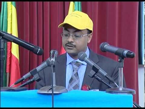 H. E. Dr.Kesetebirehan Admasu, Minister of Health,ETHIOPIA