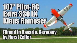 107'' Pilot RC Extra 330 LX - Klaus Ramoser