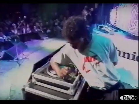 DJ Aladdin - 1989 DMC World Eliminations