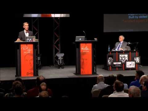 Bill Nye Debates Ken Ham   HD