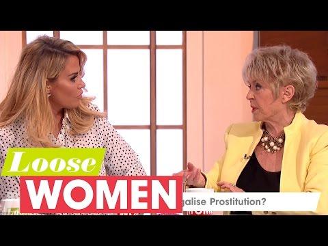 The Loose Women Discuss Legalising Prostitution | Loose Women