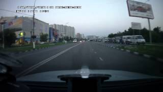 Driver causes an accident, then runs  He doesn