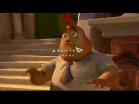 Chicken little...