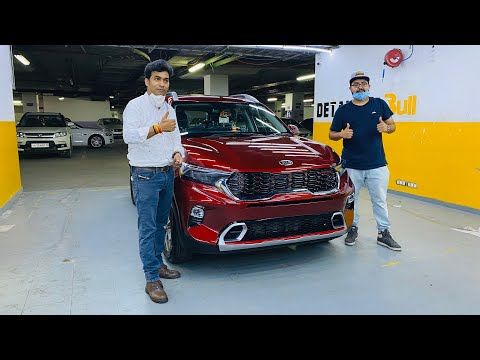 Kia Sonet's Most Detailed Video *Customer Review Ke Sath*