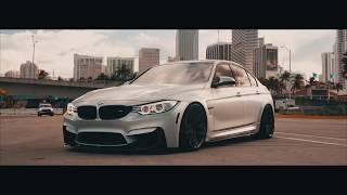 Bmw M3 F80 intense illegal street drift | DJ Snake Lil Jon - Turn Down for What