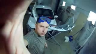 видео Ремонт бамперов в Москве