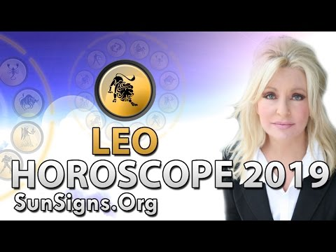 Leo Horoscope 2019 Get Free Predictions Sunsigns Org