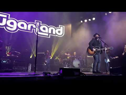 "Sugarland "" All I Want To Do"" Live Dublin 2018"