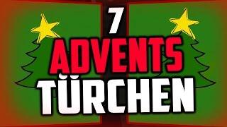 7 ADVENTSTÜRCHEN  🎄 DER WEG ZUM BAUM ☃ ✘ AgroDunkelLP