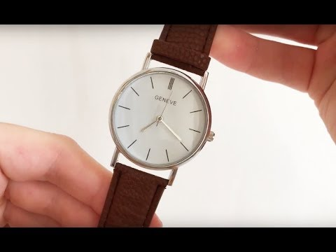 Geneve Watch // Is it Worth $1?