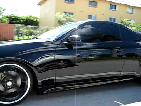 2006 infiniti g35 coupe black on back part 3 youtube. Black Bedroom Furniture Sets. Home Design Ideas