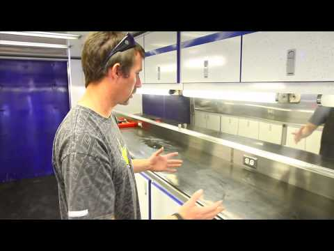 On The Road Again: Tour Of The Rockstar Energy Racing Rig - TransWorld Motocross