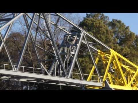 1967 Wiley 100 Ton BD6701 Floating Barge Crane on GovLiquidation.com