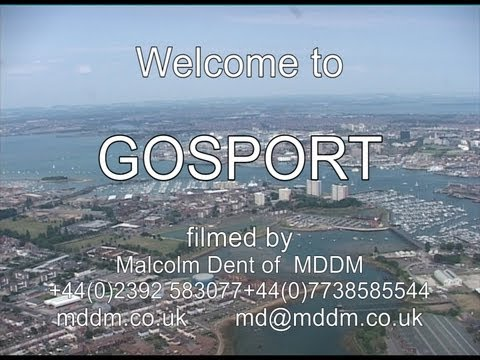 A brief look at Gosport in Hampshire
