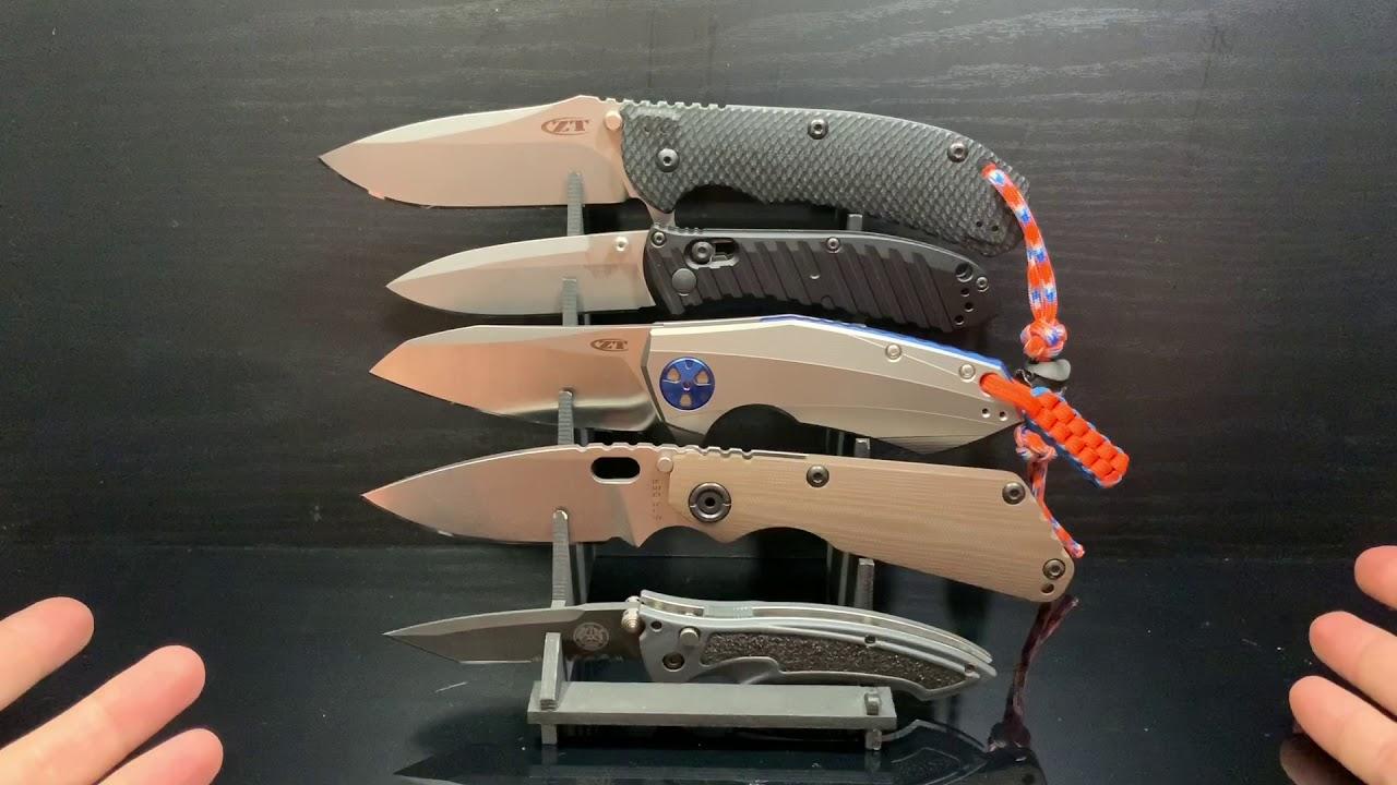 Разномастные и все интересные после Knife SPA