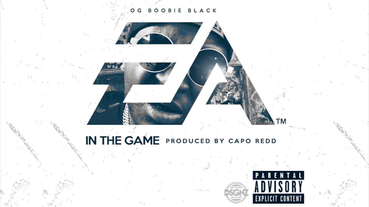 Download OG Boobie Black - In The Game (Prod. Capo Redd)