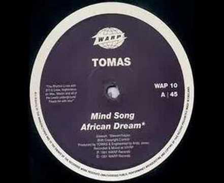"""Tomas - """"Mind Song"""" Warp 1991 STEREO"""