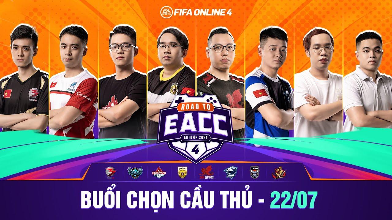🔴 [Phát lại] Buổi chọn cầu thủ giải đấu Road to EACC Autumn 2021