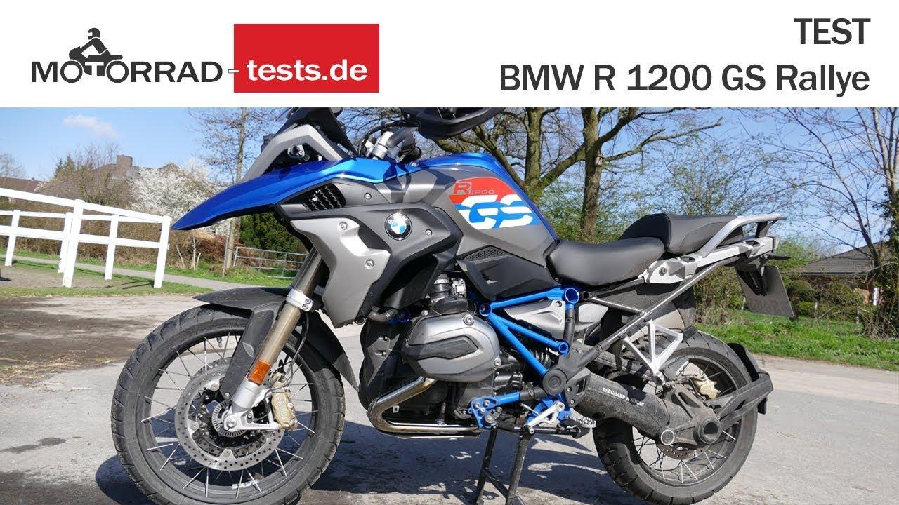 BMW R 1200 GS (K50)   TEST deutsch