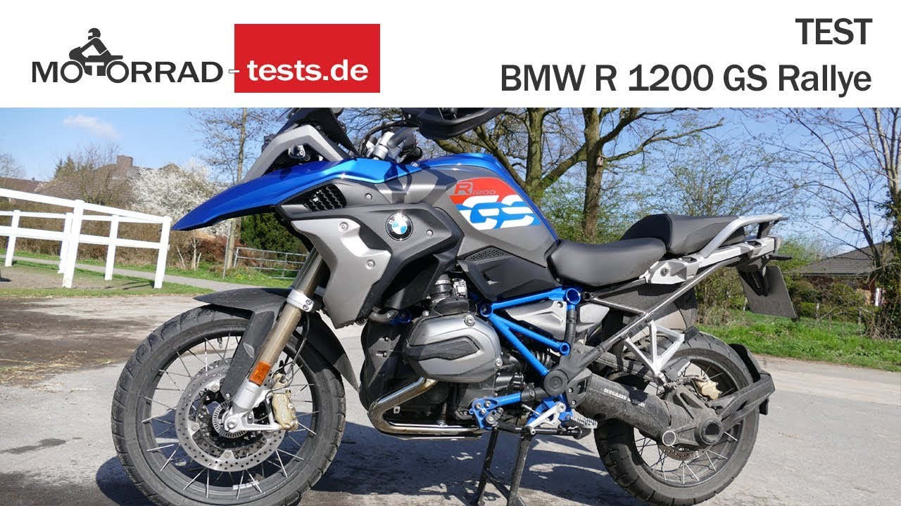 bmw r 1200 gs test deutsch ausstattungsvariante rallye. Black Bedroom Furniture Sets. Home Design Ideas