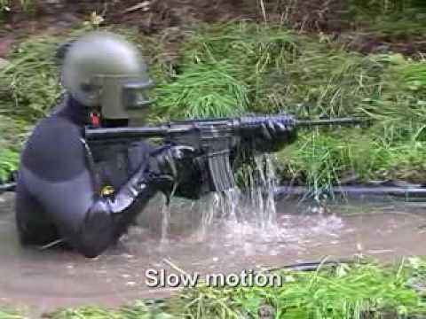 HK 416 vs. Colt M4