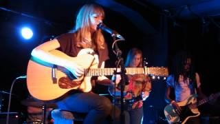 Lucy Rose 'Red Face' [HD] live at Zoom Club Frankfurt, Germany - March 7th 2013
