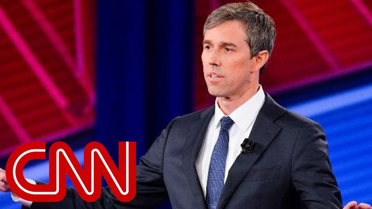 O'Rourke: We should begin impeachment proceedings