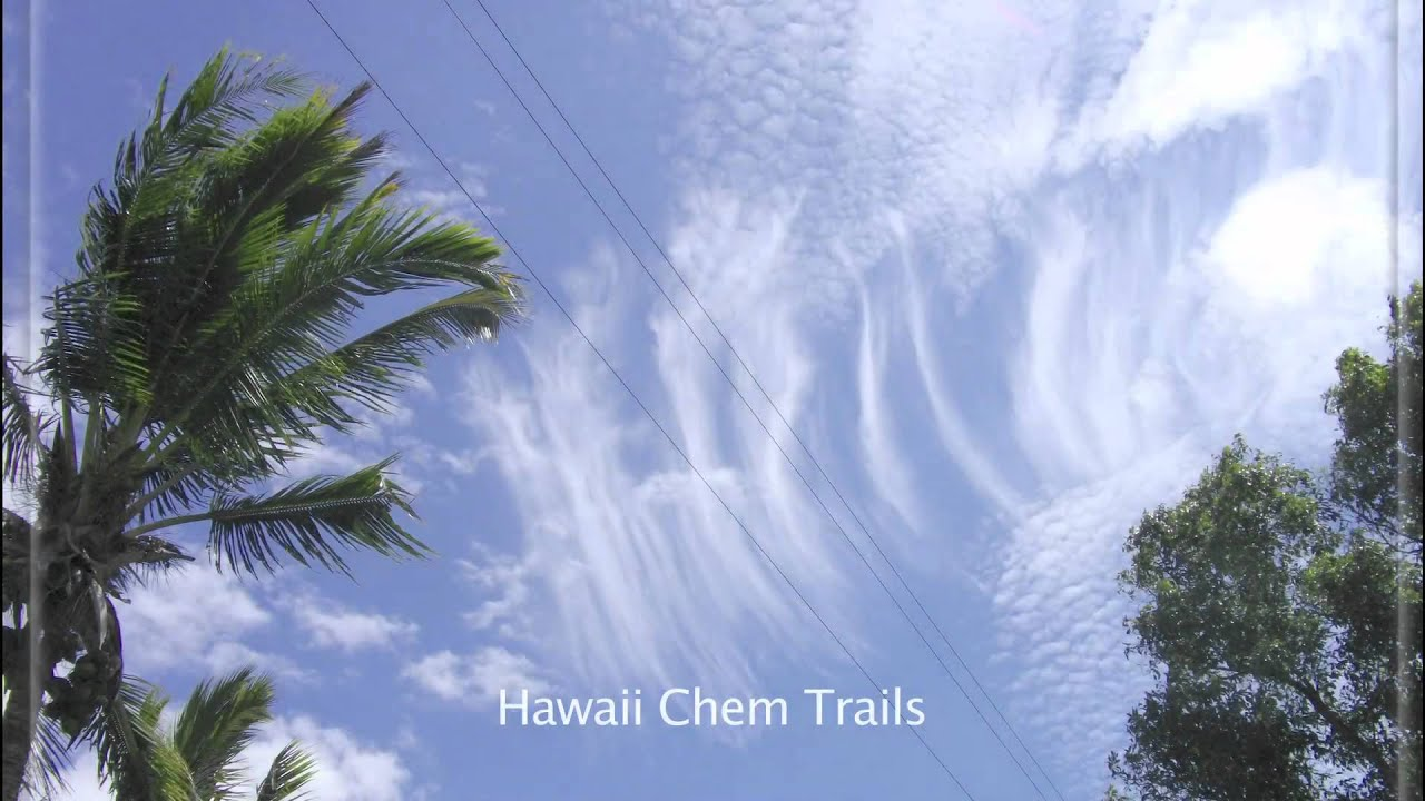 USA - France  Chemtrails .... The Sky is Falling (song)