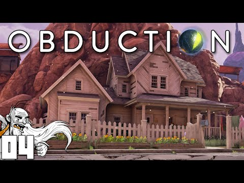 "Obduction Gameplay - ""A WHOLE NEW WORLD!!!"" Ep04 - Let's Play Walkthrough"